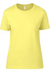 Premium Crew Neck Ladies' T-shirt