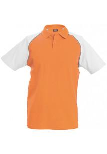 Kids' Baseball Polo Shirt