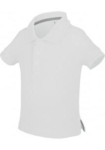 Babies' Short-Sleeved Polo Shirt