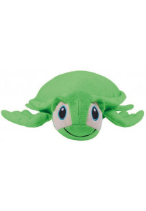 Zipped tortoise cuddly toy