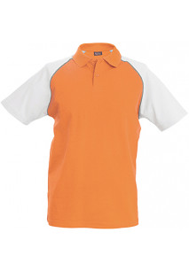 Kids' Baseball Polo Shirt