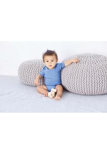 Baby short-sleeved onesie