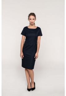 Short-sleeved dress