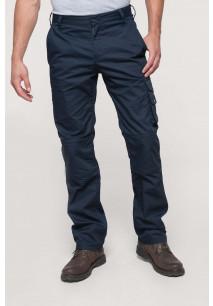 Multi pocket workwear trousers