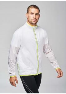 Ultra- lightweight sports jacket