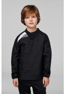 Kids' rain sweatshirt