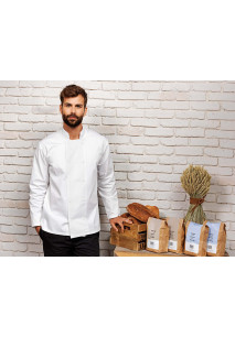 Long-Sleeved Chef's Jacket