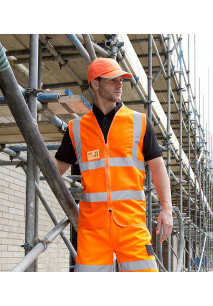 Full Zip Safety Tabard