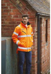 Fontaine Storm - Hi-Vis jacket