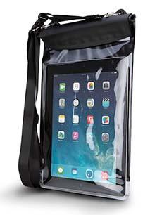 Universal waterproof Tablet holder