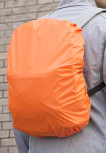 BACKPACK RAIN COVER -SMALL 20/35 L