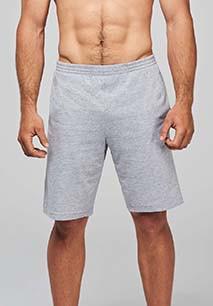 Men's jersey sports shorts
