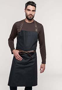 Vintage cotton apron