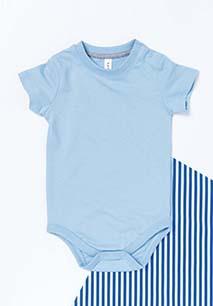 Babies' SHORT-SLEEVED bodysuit