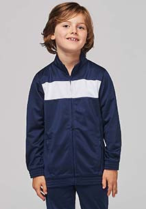 Kids' tracksuit top