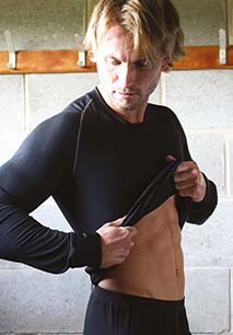 Long-Sleeved Thermal Base Layer