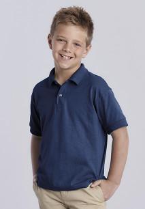 KIDS' DRYBLEND Jersey Polo Shirt