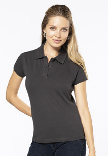 Brooke > Ladies' short-sleeved polo shirt