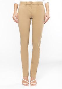 Ladies' chino trousers