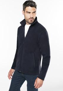 Falco > Full zip microfleece jacket