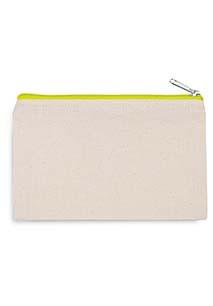 Cotton canvas pouch - small
