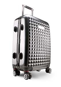 PC trolley suitcase