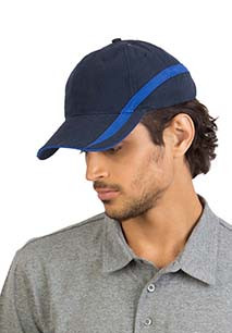Team - 6 panel two-tone cap