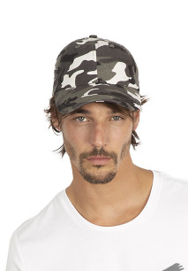 Low Profile - 6 Panels Cap