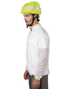 Reflective helmet case