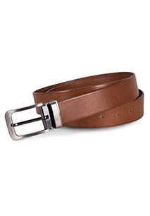 Classic leather belt - 35 mm