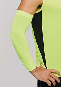 Seamless sports sleeves