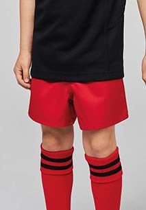 Kids' rugby shorts