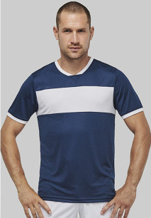 Adults' short-sleeved jersey