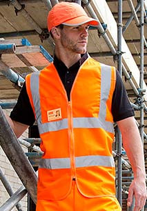Zip ID Safety Tabard