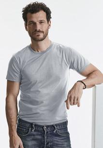 Men's crew neck HD T-shirt