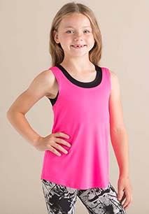 Kids' stretch vest