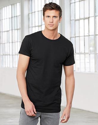 Men's Long Body T-Shirt