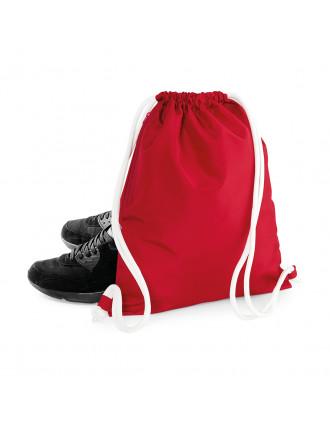 Drawstring gym backpack