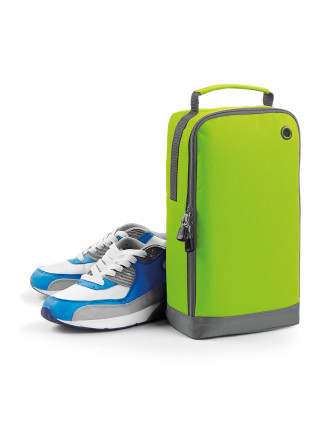 Athleisure bag for shoes and accessories