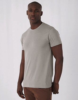 Organic Cotton Crew Neck T-shirt Inspire