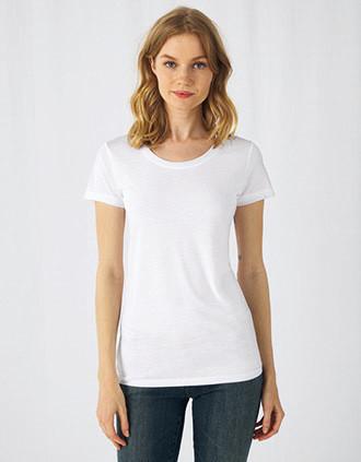 Ladies' sublimation T-shirt
