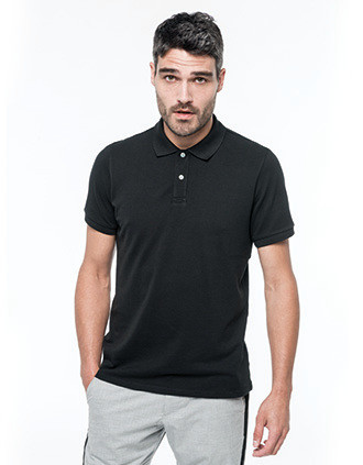 Men's Supima® short sleeve polo shirt