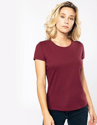 Ladies' BIO150 crew neck t-shirt