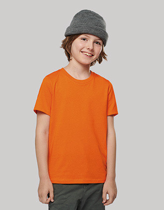 Kids' BIO150 crew neck t-shirt