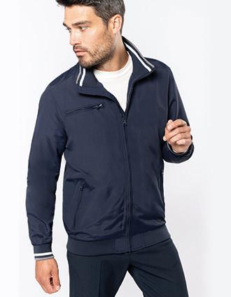 City blouson jacket