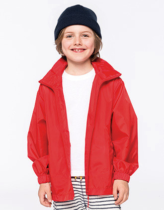 Kids' windbreaker