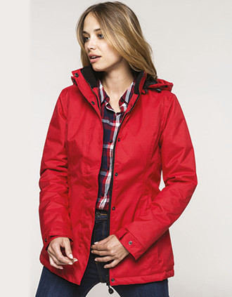 Ladies' parka