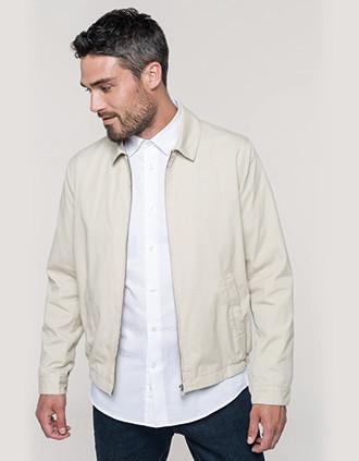Harrington blouson jacket