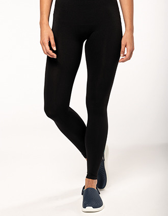 Ladies' seamless leggings