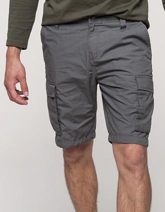 Men's lightweight multipocket bermuda shorts